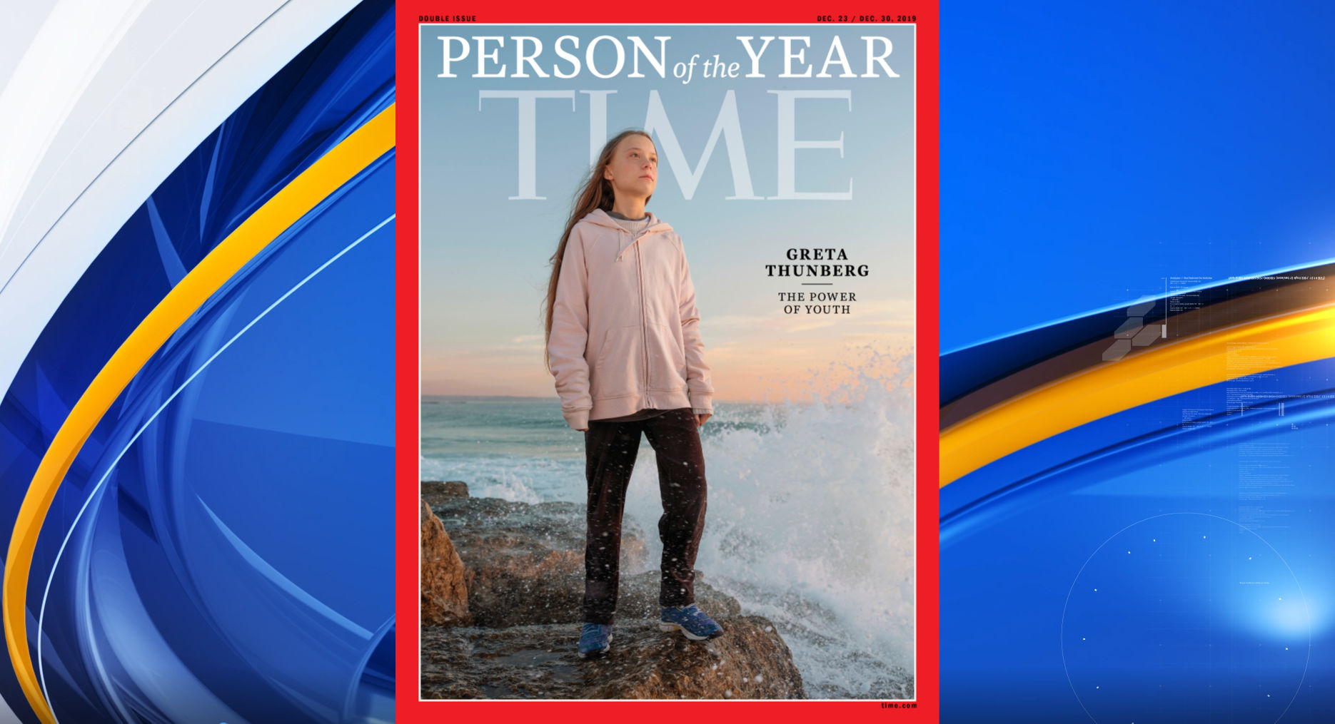 Greta Time person of the year