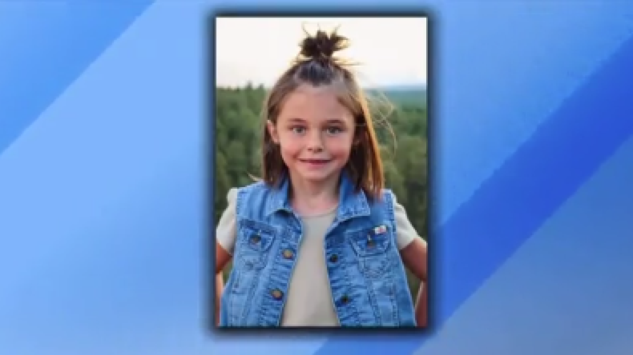 Search Continues For Missing 6-year-old Girl Swept Away By