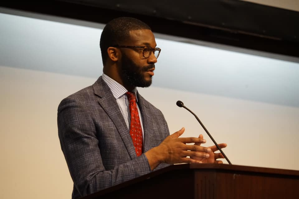 Mayor randall woodfin