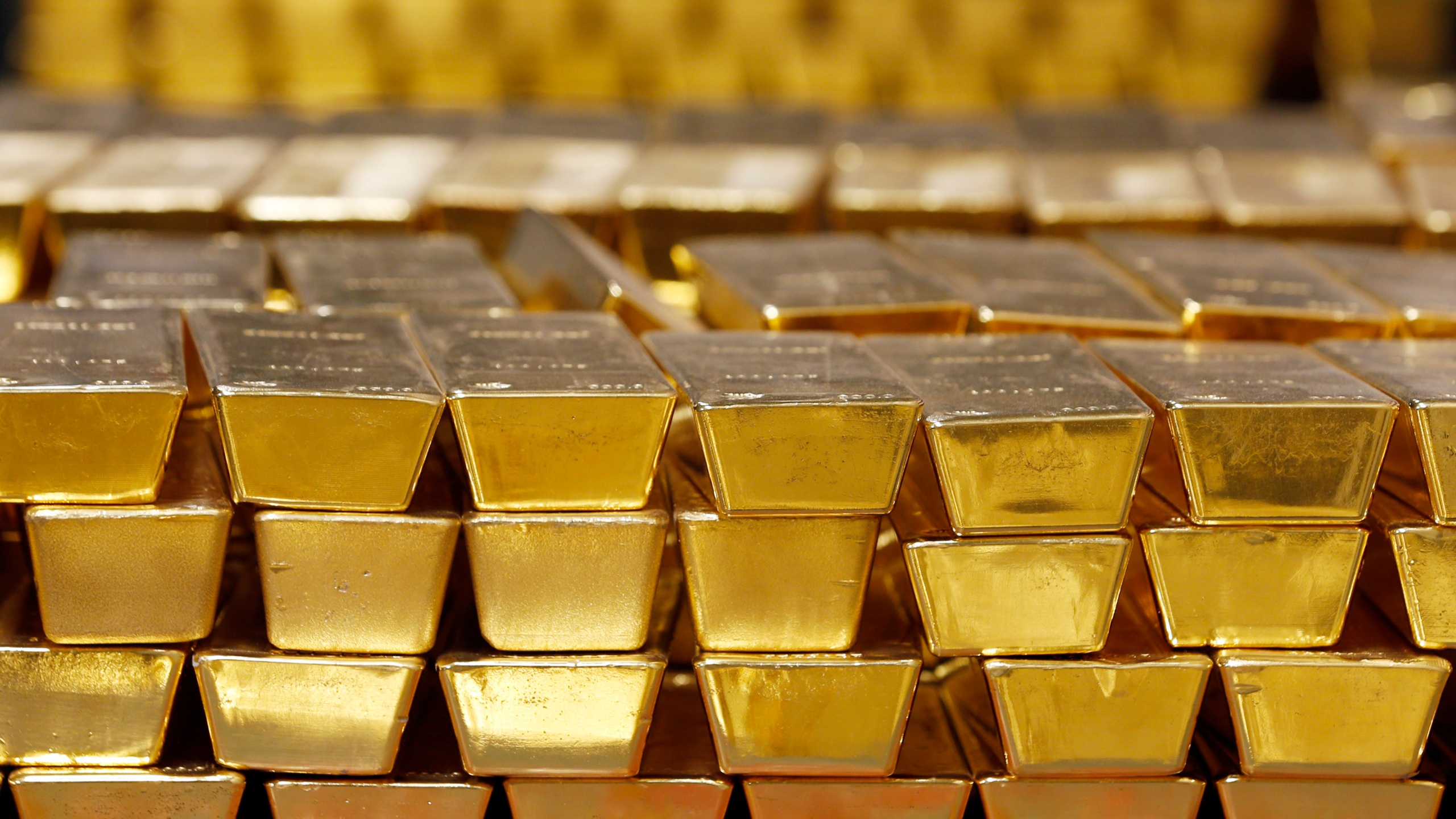 Armed Men Steal Gold Silver Bars From
