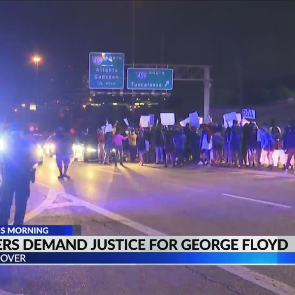 hoover protest