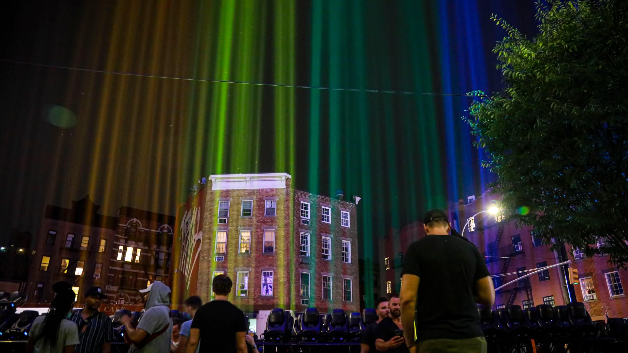 APTOPIX Pride New York