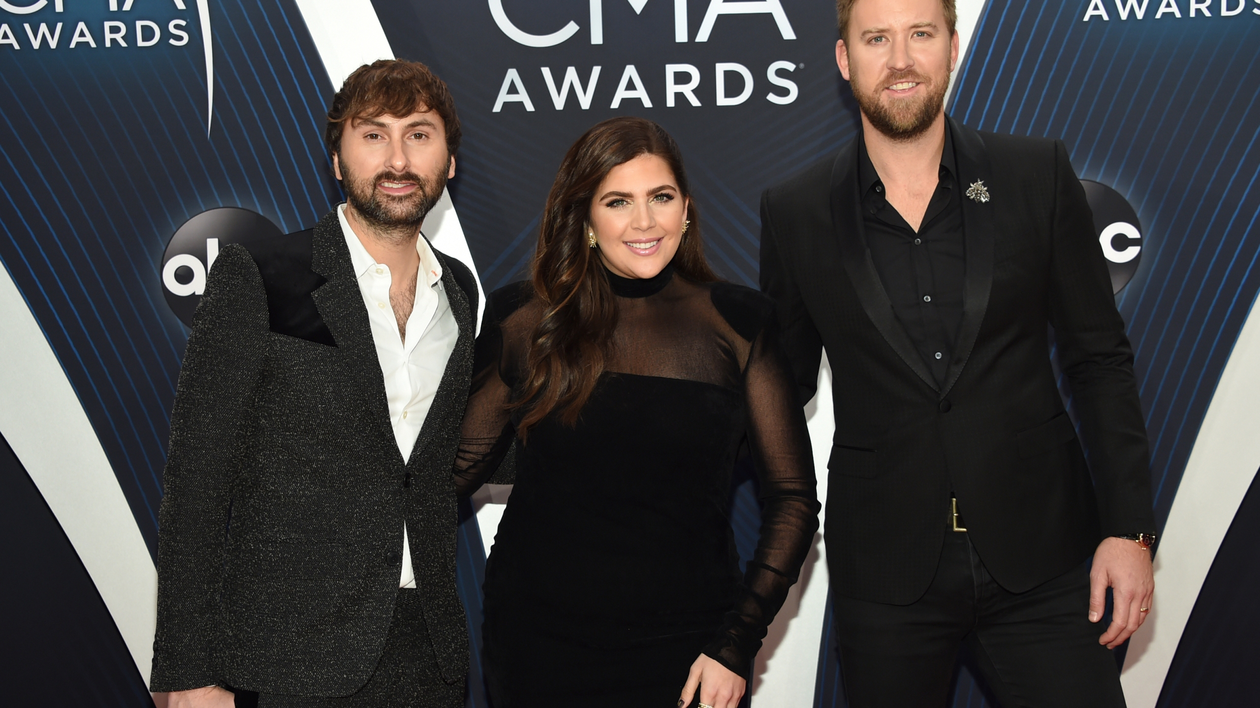 Dave Haywood, Hillary Scott, Charles Kelley