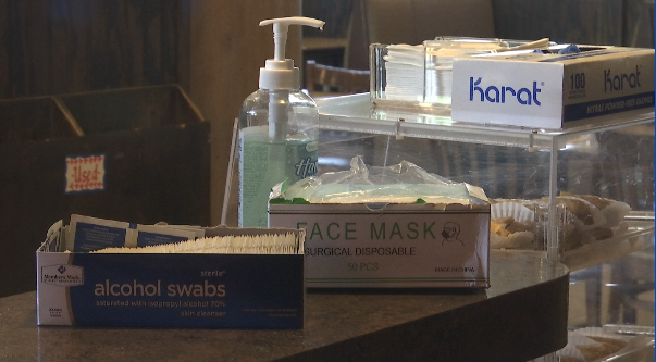 cbs42.com - maliquerankin - How Jefferson County restaurants are enforcing the face mask ordinance