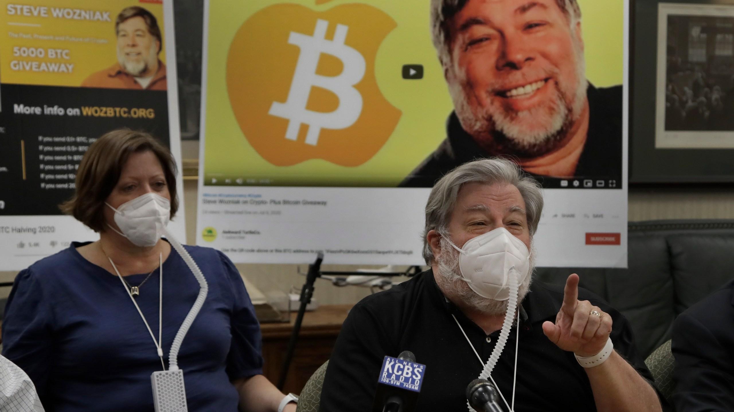 Steve Wozniak, Janet Hill