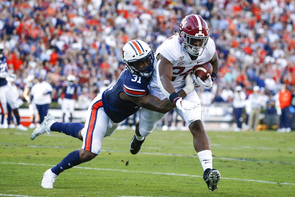 SEC Schedules Set For Alabama And Auburn Football CBS