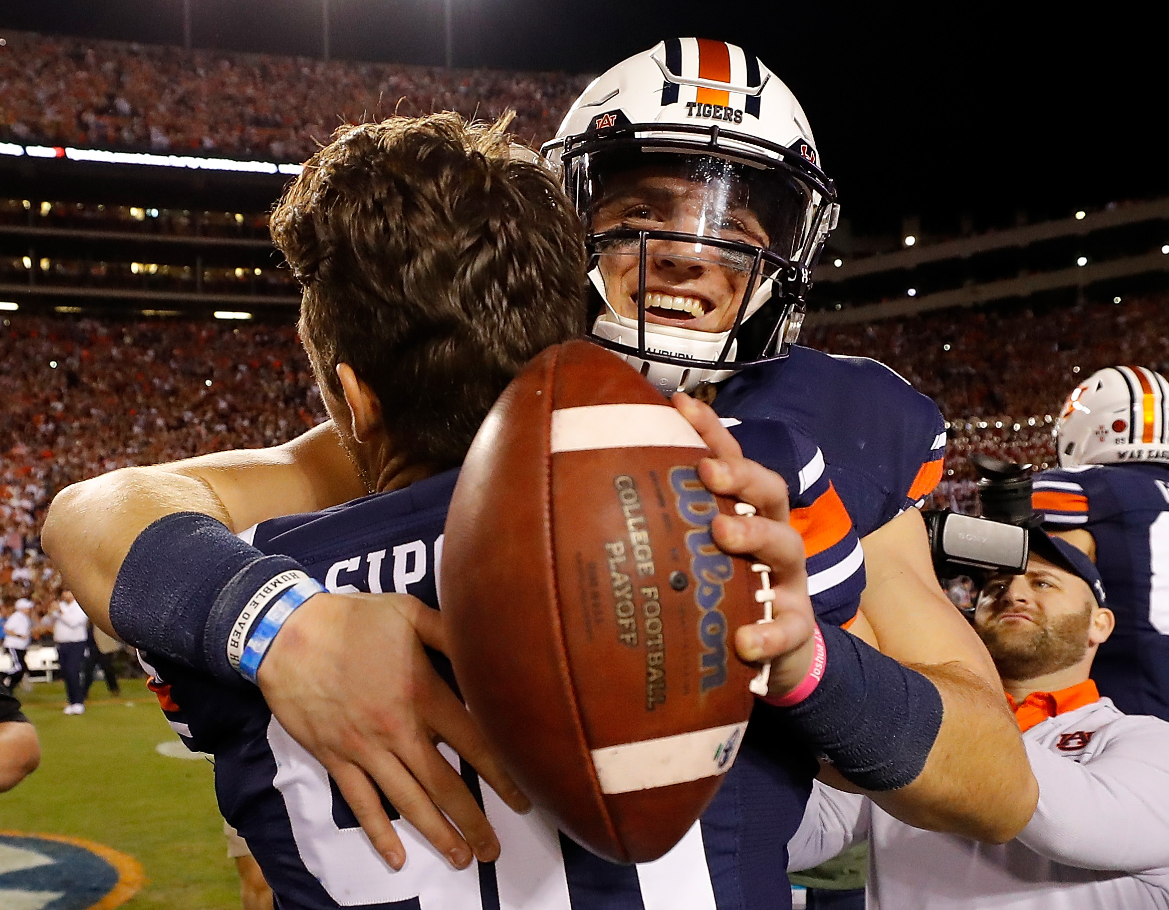 Game Times And Networks Announced For Several Of Auburn s Football Games CBS