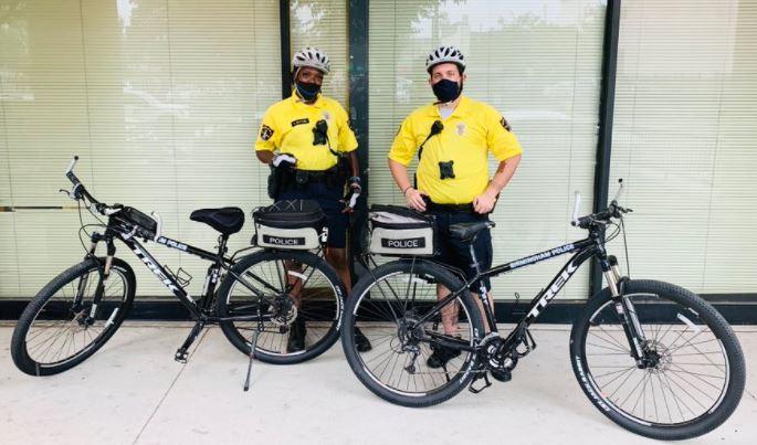 bham bike patrol