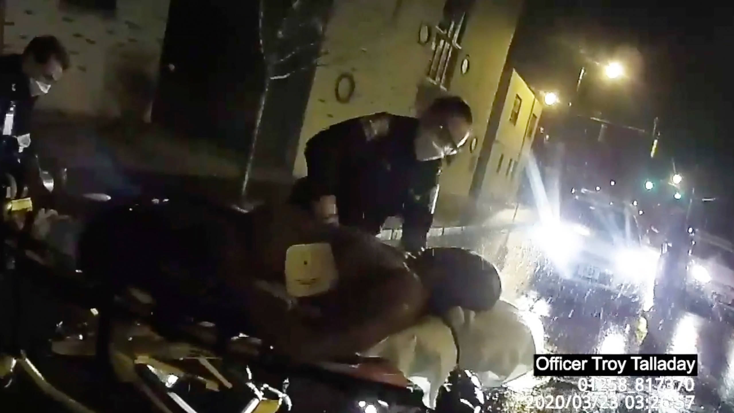 Rochester Police Death