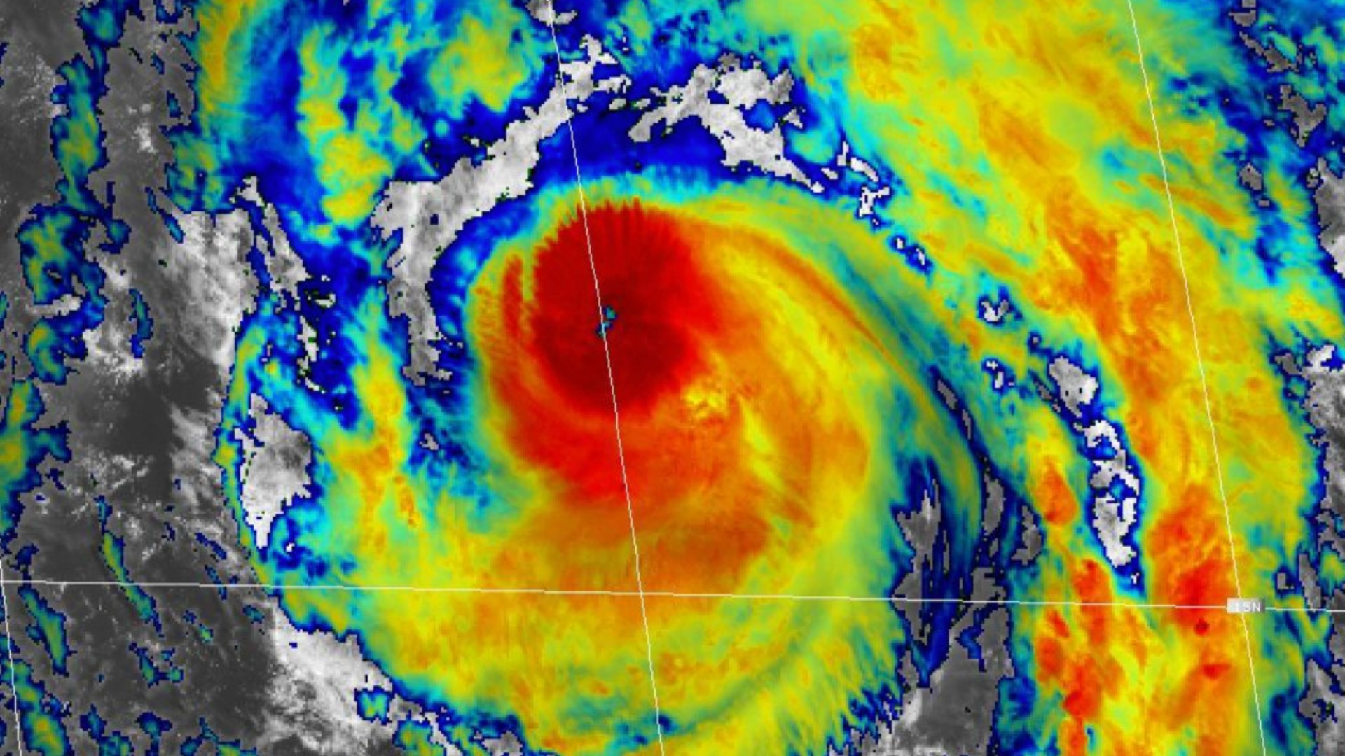Hurricane Teddy Could Become Catastrophic Category 4 Storm National Hurricane Center Says Cbs 42