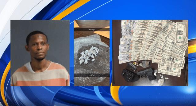 Jasper Man Facing Felony Drug Charges Following Traffic