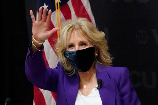 First Lady Jill Biden making tour stop in Alabama thumbnail