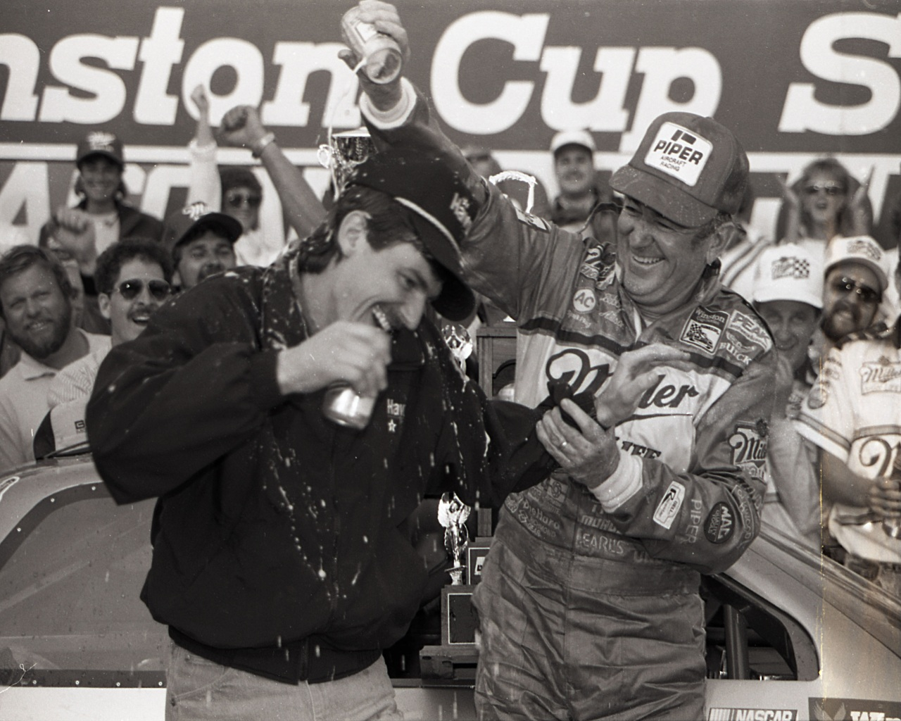 NASCAR driver Davey Allison remembered for spirit, unfulfilled potential years after sudden death