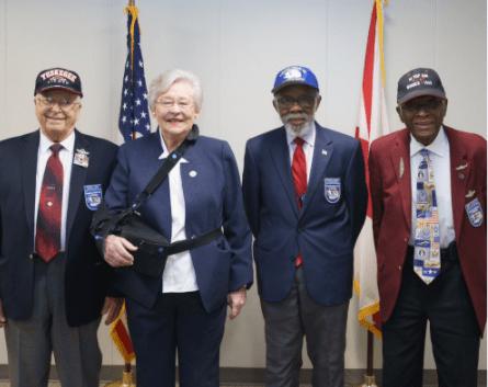 Tuskegee Airmen Gov Ivey