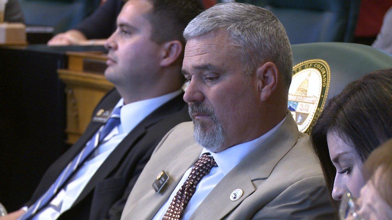 Colorado lawmaker calls another legislator 'Buckwheat' during session