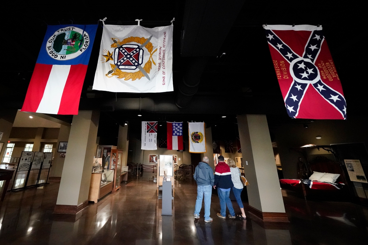Memphis erases Confederate general from its public spaces