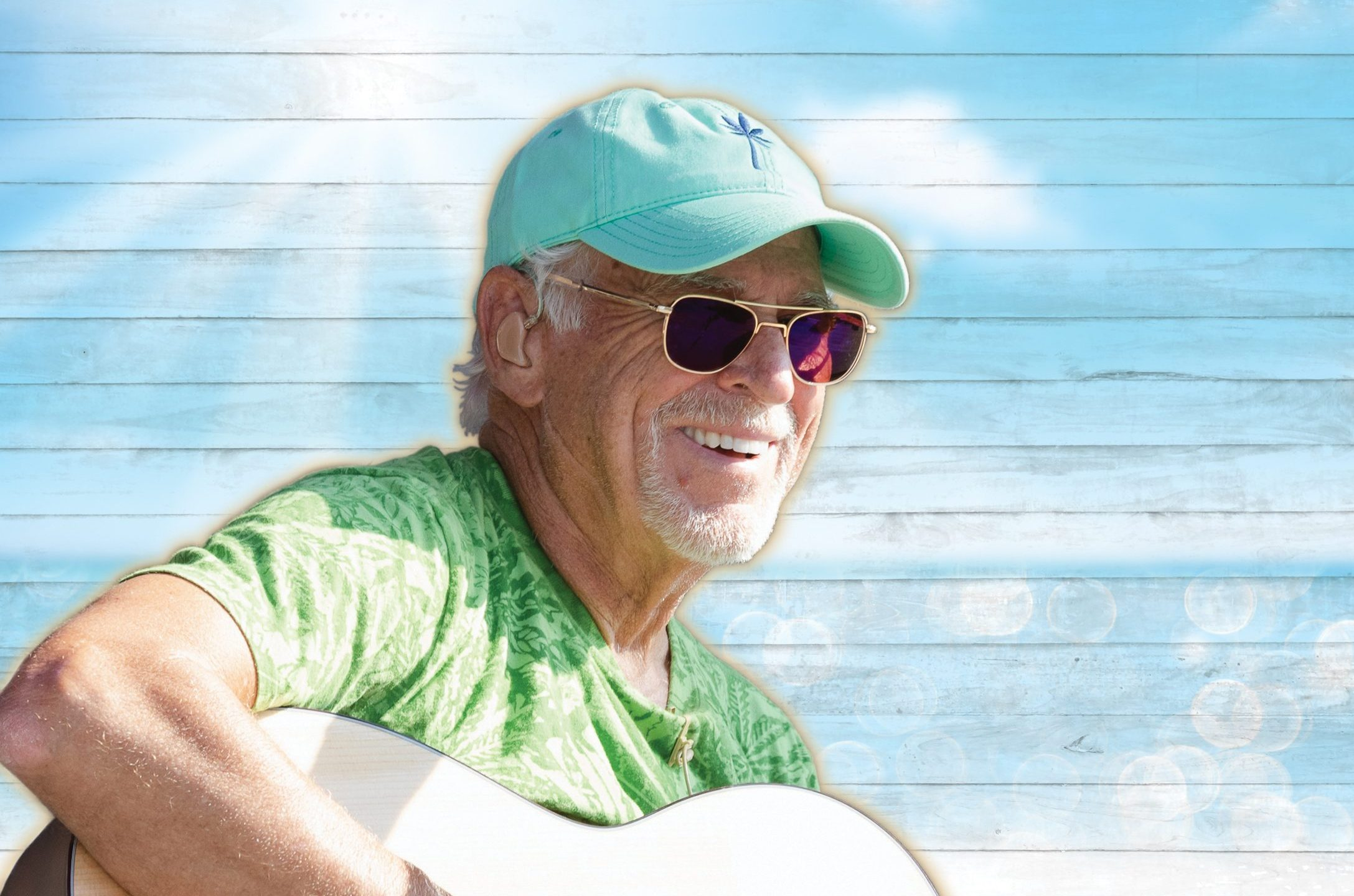 Jimmy Buffett and the Coral Reefer Band will perform at Tuscaloosa Amphitheater for one night only