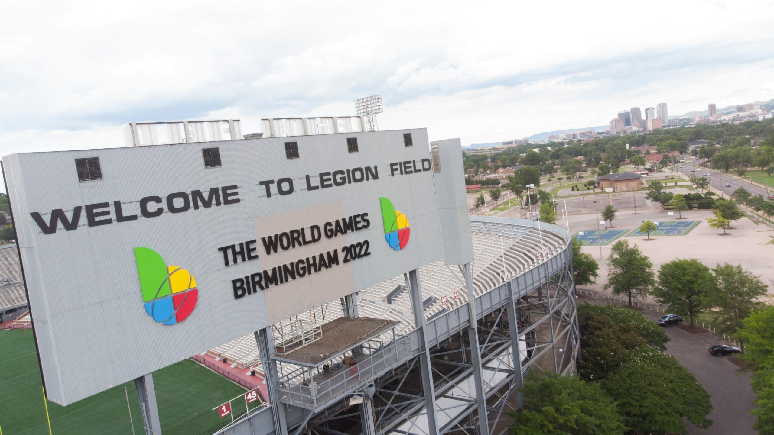 World Games at Legion Field