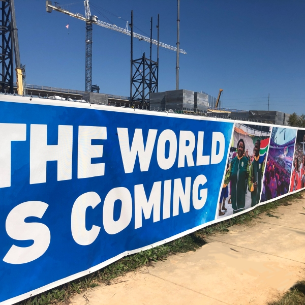 World Games at Protective Stadium
