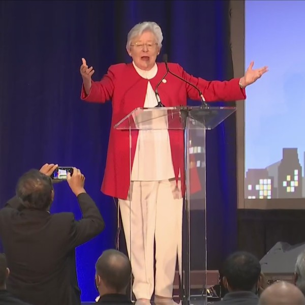 Gov. Ivey speaks at Southern Automotive Conference in Birmingham
