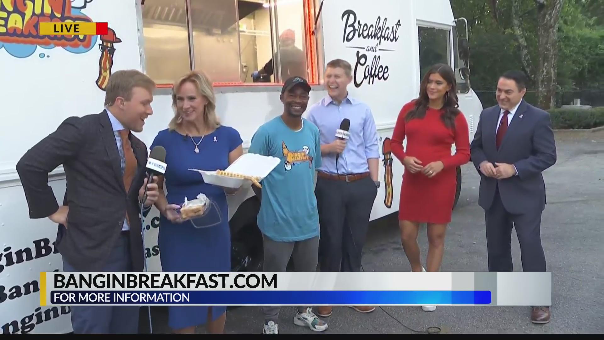 Food Truck Friday: Bangin Breakfast