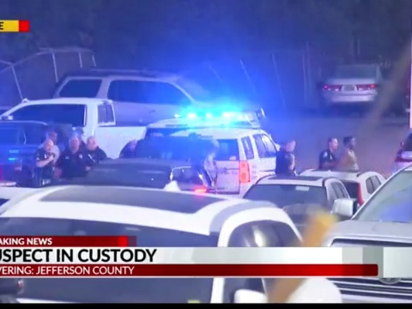 Search ends in Homewood after robbery suspect arrested